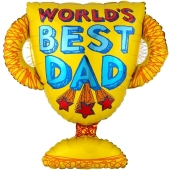 World´s Best Dad Pokal, Luftballon zum Vatertag