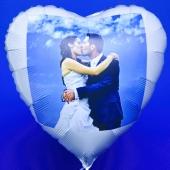 Fotoballon Hochzeit