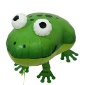 Frosch Airwalker Luftballon