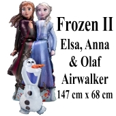 Airwalker Frozen II, ungefüllt