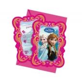 Frozen Einladungskarten zum Kindergeburtstag