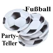 Partyteller Fußball