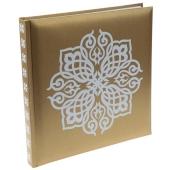 Gästebuch Orientalisch Gold