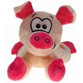 Ballongewicht Schweinchen, rosa, Plüschtier