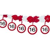 geburtstagsgirlande-verkehrsschilder-zum-16. Geburtstag