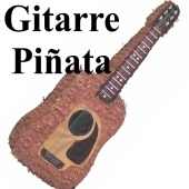 Gitarre Pinata