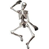 Riesen Skelett, Hängedekoration zu Halloween
