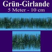 Grün-Girlande, 5 Meter