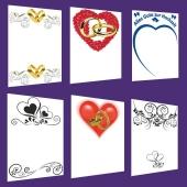 Grußkarten Hochzeit