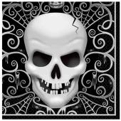 Halloween Servietten Fright Night