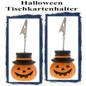 Tischkartenhalter Halloween, 2 Stück