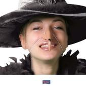 Hexennase zu Halloween