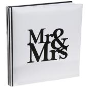 Gästebuch Mr & Mrs