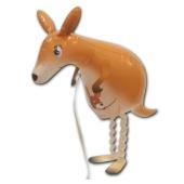 Känguru Airwalker Luftballon