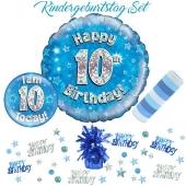 5-teiliges Partydeko-Set zum 10 Geburtstag