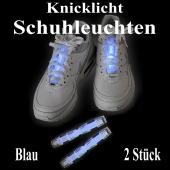 Knicklicht Schuhleuchten, blau