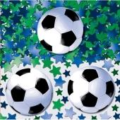 Tischkonfetti, Fußball