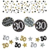Konfetti Sparkling Celebration 30, 3 Sorten Streudekoration