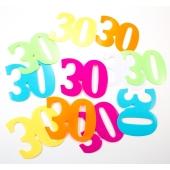 Konfetti XL zum 30. Geburtstag