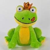 Laber-Frosch, sprechende Figur