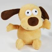 Laber-Hund, sprechende Figur