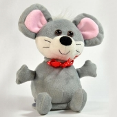 Laber-Maus, sprechende Figur