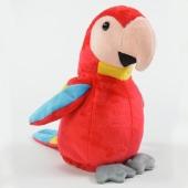 Laber-Papagei, sprechende Figur