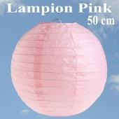 XL Lampion Pink, 50 cm