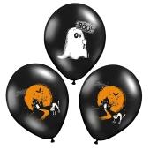 Luftballons Halloween, Geister Dekoration