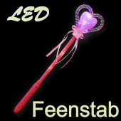 LED Feenstab pink