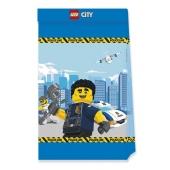 Lego City, Partytüten aus Papier, 4 Stück