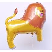 Großer Löwe Luftballon ohne Helium