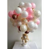 Fesselballon zur Geburt oder Babyparty