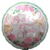 Luftballon aus Folie zur Hochzeit, Bridal Shower