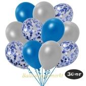 luftballons-30er-pack-10-blau-konfetti-und-10-metallic-silber-10-metallic-blau