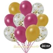 luftballons-30er-pack-10-gold-konfetti-und-10-metallic-gold-10-metallic-burgund