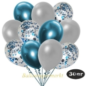 luftballons-30er-pack-10-hellblau-konfetti-und-10-metallic-silber-10-chrome-blau