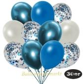 luftballons-30er-pack-10-hellblau-konfetti-und-7-metallic-blau-6-metallic-weiss-7-chrome-blau
