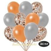 luftballons-30er-pack-10-orange-konfetti-und-10-metallic-orange-10-metallic-silber