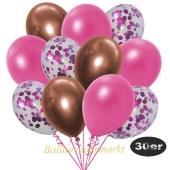 luftballons-30er-pack-10-pink-konfetti-und-10-metallic-pink-10-chrome-kupfer