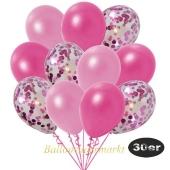 luftballons-30er-pack-10-pink-konfetti-und-10-metallic-rosé-10-metallic-pink