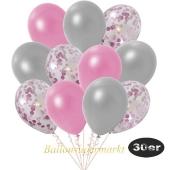 luftballons-30er-pack-10-rosa-konfetti-und-10-metallic-rosé-10-metallic-silber