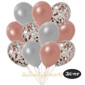 luftballons-30er-pack-10-rosegold-konfetti-und-10-metallic-roségold-10-metallic-silber