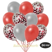 luftballons-30er-pack-10-rot-konfetti-und-10-metallic-warmrot-10-metallic-silber
