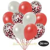 luftballons-30er-pack-10-rot-konfetti-und-10-metallic-warmrot-10-metallic-weiss