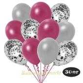 luftballons-30er-pack-10-silber-konfetti-und-10-metallic-burgund-10-metallic-silber