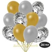 luftballons-30er-pack-10-silber-konfetti-und-10-metallic-gold-10-metallic-silber
