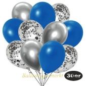 luftballons-30er-pack-10-silber-konfetti-und-10-metallic-royalblau-10-chrome-silber
