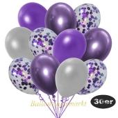 luftballons-30er-pack-10-violett-konfetti-und-7-metallic-violett-6-metallic-silber-7-chrome-lila