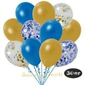 luftballons-30er-pack-5-blau-5-gold-konfetti-und-10-metallic-blau-10-metallic-gold